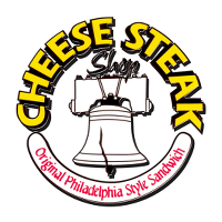 Cheese Steak Shop - Oakland Logo