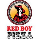 Red Boy Pizza Logo
