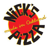 Nick's Pizza Logo