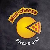 Mun-Cheeze Pizza & Grill Logo