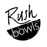 Rush Bowls (Oakland) Logo