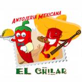 Antojeria Mexicana El Chilar Logo