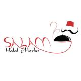 Salam Halal Market Logo