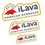 iLava Hawaiian Barbecue Logo