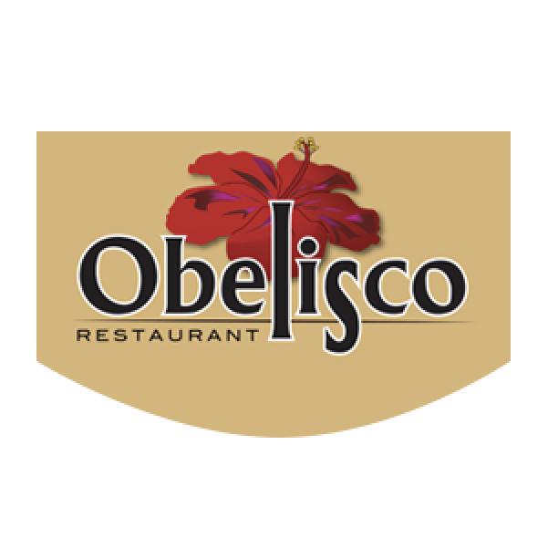 Obelisco Restaurant Logo