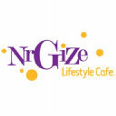 Nrgize Lifestyle Cafe Logo
