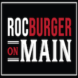 Roc Burger On Main Logo