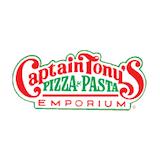 Captain Tony's Pizza & Pasta Emporium - Rochester Logo