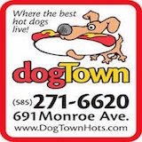 Dog Town (691 Monroe Ave) Logo