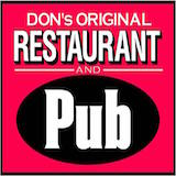 Don's Original Restaurant Logo