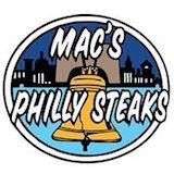 Mac's Philly Steaks Logo