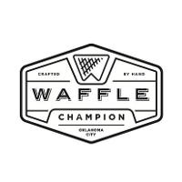 Waffle Champion Logo