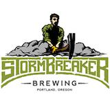 StormBreaker Brewing Mississippi Ave Logo