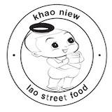 Khao Niew Lao Street Food Logo