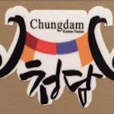 Chungdam Korean Restaurant Logo