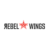 Rebel Wings (POR09-1) Logo