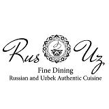 Rus Uz  - Arlington Logo