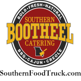 Bootheel Southern Catering - Bold Fresh Natural Southern Cuisine Logo