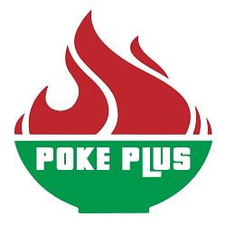 Poke Plus & Teriyaki Logo
