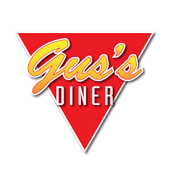 Gus's Diner - Verona Logo