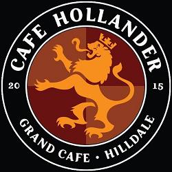 Cafe Hollander - Madison Logo