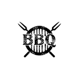 BBQ Ribs Co. Logo