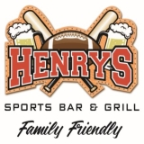 Henry's Sports Bar and Grill Logo
