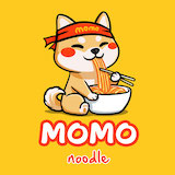 MOMO Noodle Logo