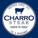 Charro Steak Logo