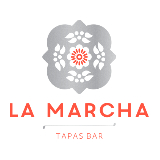 La Marcha Tapas Bar Logo