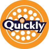 Quickly Boba Cafe (3395 Auburn Road) Logo