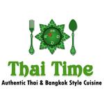 Thai Time Cuisine Logo