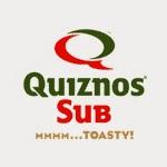 Quizno's - Orange Logo