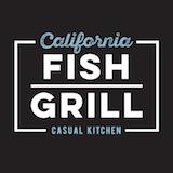 California Fish Grill - Brea Logo