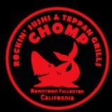 chomp sushi Logo