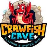 Crawfish Cave Logo