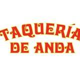 Taqueria De Anda (Fullerton) Logo