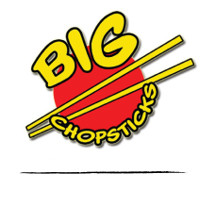 Big Chopsticks - Anaheim Logo