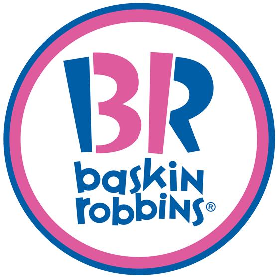 Baskin Robbins  (203 W. Imperial Hwy, Suite G) Logo