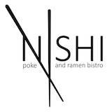 Nishi Poke & Ramen Bistro Logo