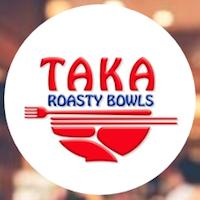 Taka Roasty Bowls Logo