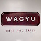 Wagyu Meat and Grill Logo