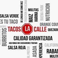 Tacos La Calle Logo
