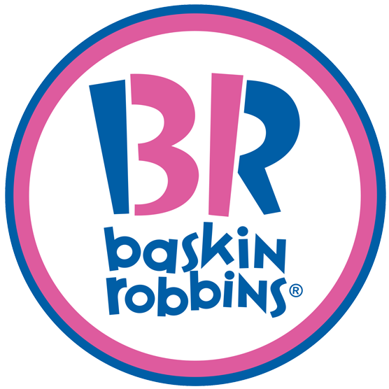 Baskin Robbins  (14750 Beach Blvd, Unit 1) Logo