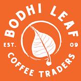 Bodhi Leaf Coffee Traders -Orange Logo
