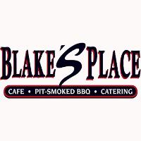 Blake's Place BBQ Logo