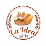 la ideal bakery Logo