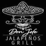 Don Jefe Jalapeno's Gril Logo