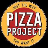 Pizza Project (Orange) Logo