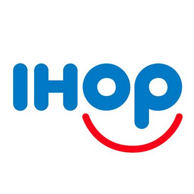 IHOP - Beach Blvd Logo